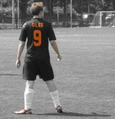 adam gilks loughborough university football soccer team