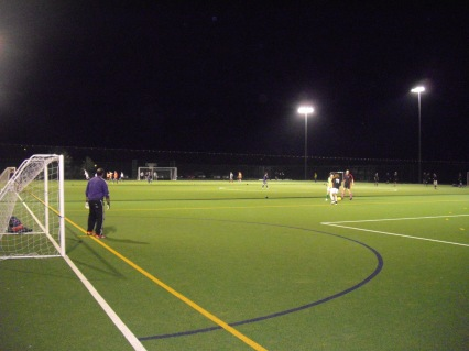 astroturf at night