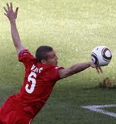 vidic handball