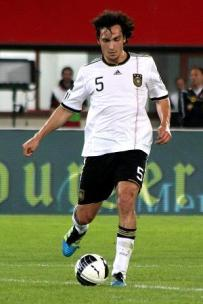 mats hummels germany euro 2012