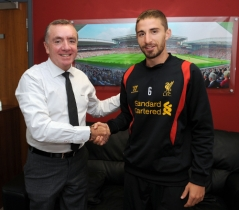 fabio borini liverpool striker signs brendan rodgers