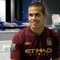 jack rodwell manchester city man signs everton midfielder