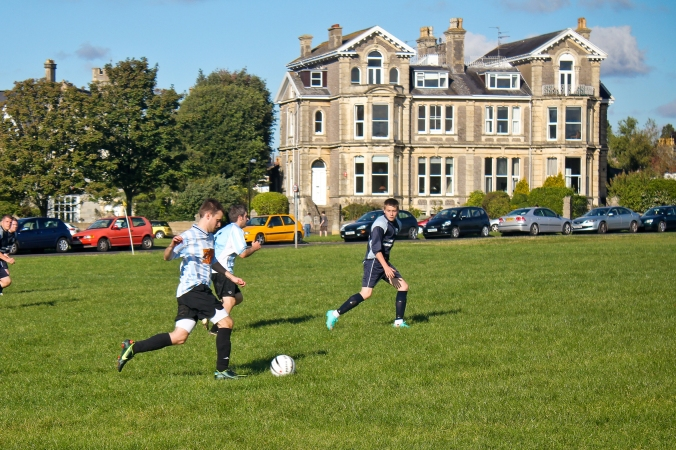 Bristol football downs league clifton rockets cotswool fc throw in rules