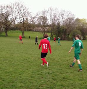 Westerleigh deserved to lose if only for that grim green kit
