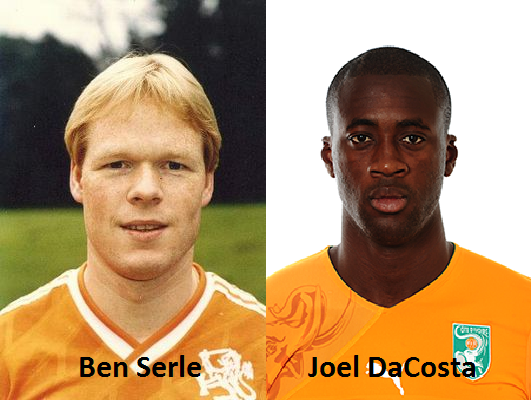yaya toure ronald koeman football midfield soccer