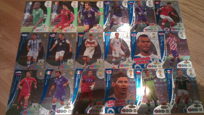 panini world cup brazil 2014 stickers cards album swaps swapsies