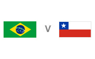 World Cup Round of 16 Preview Brazil v Chile